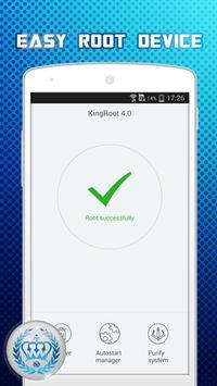KingRoot Setup IQ apk screenshot