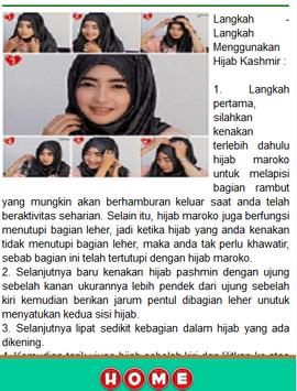 How To Hijab Tutorial 2015 apk screenshot