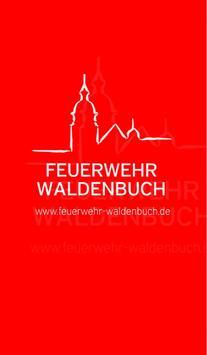 Feuerwehr Waldenbuch poster