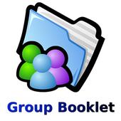 Group Booklet icon
