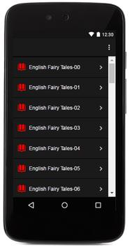 Audio Book English Fairy Tales poster