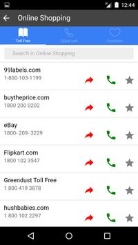 HelloINDIA -TollFree+Emergency apk screenshot
