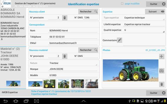 iMOB™ Expertise apk screenshot