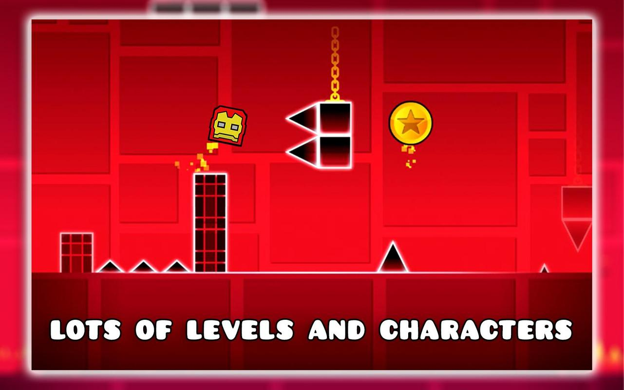 Using APKPure App to upgrade Geometry Iron Dash , fast, free and save ...