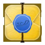 UkrPost: parcels icon