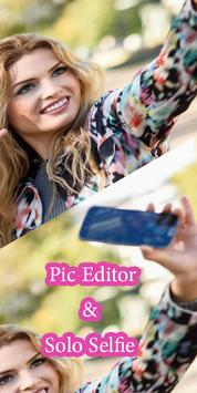 Pic Editor & Solo Selfie poster