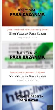 İş Fikirleri  | Girişimcilik apk screenshot