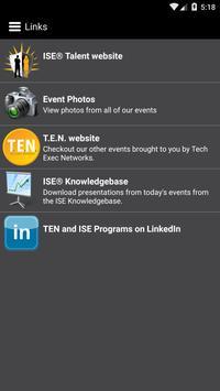 ISE® Programs apk screenshot