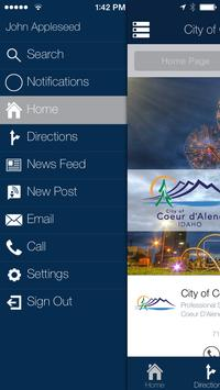 City of Coeur d'Alene apk screenshot