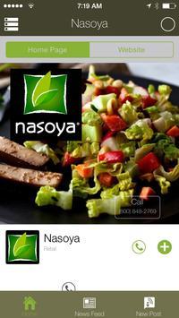 Nasoya poster