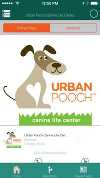 Urban Pooch Canine Life Center poster