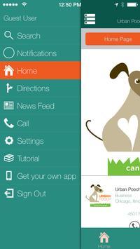 Urban Pooch Canine Life Center apk screenshot