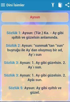 İslami İsimler apk screenshot
