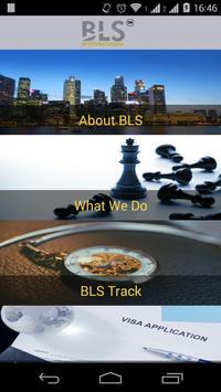 BLS Mobile App poster
