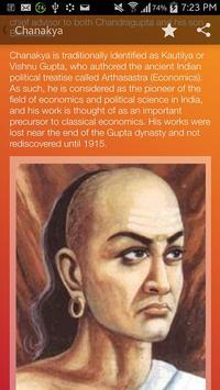 Chanakya Quotes for Life apk screenshot