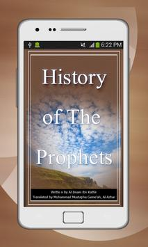 History of prophets poster