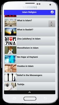 Islam Religion apk screenshot