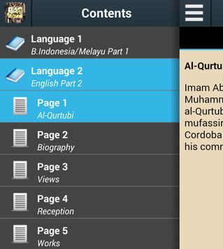 Biography of Imam Al-Qurtubi poster