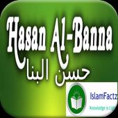 Biography of Hassan al-Banna icon