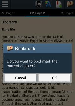 Biography of Hassan al-Banna apk screenshot