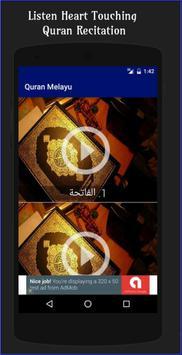 Al Quran Bahasa Melayu apk screenshot