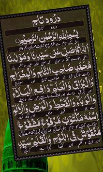 Darood e Taj-Islam poster