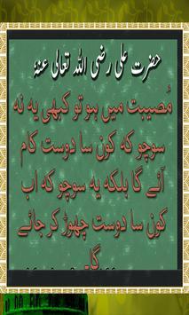 Farmanaye Hazrat Ali (R.A) apk screenshot