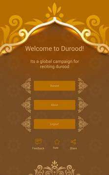 Durood Shareef poster