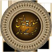 Surah Yaseen with Tafseer icon