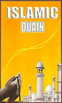 Islamic Duain & Azkar poster