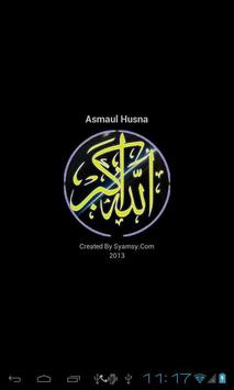 Asmaul Husna With Sound poster