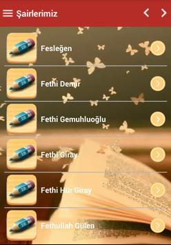 İslami Şairler apk screenshot