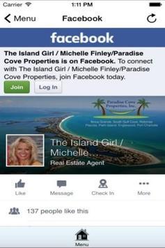 Island Girl Real Estate poster