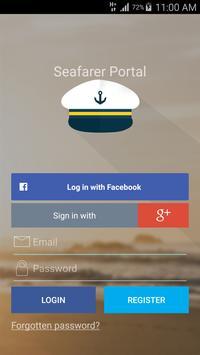 Seafarer Portal (BSM) poster