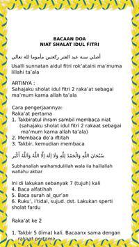 Tuntunan Ibadah Bulan Ramadhan apk screenshot