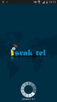 ISRAK TEL poster