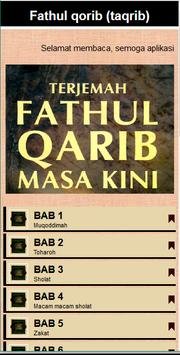 Fathul Qorib (Taqrib) apk screenshot