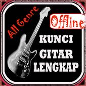 Kunci Gitar & Lirik Lagu A-Z icon
