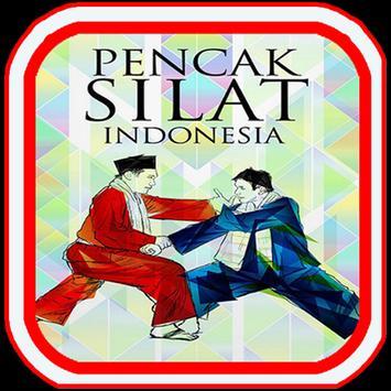 Pencak Silat Asli Indonesia poster