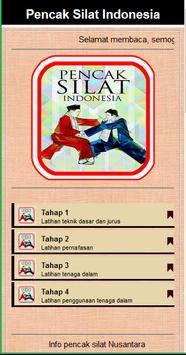 Pencak Silat Asli Indonesia apk screenshot