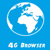 4G Browser icon