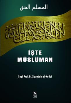 İşte Müslüman poster