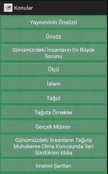 İşte Müslüman apk screenshot