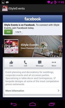 iStyleEvents apk screenshot