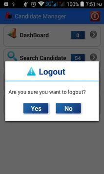ARTL - Candidate Manager apk screenshot