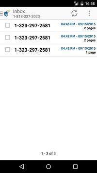 MyFax App—Send / Receive a Fax apk screenshot
