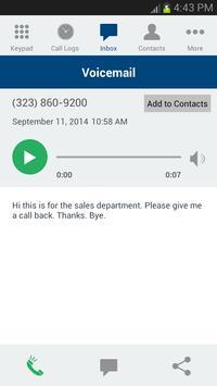 Onebox Business Phone Solution apk screenshot