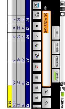 e-Droid-Cell TRIAL (No Save) apk screenshot