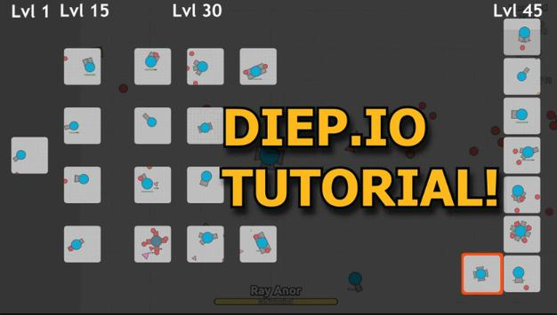 Guide Tanks for Diep.io Top poster
