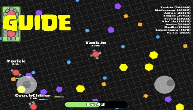 Guide Tanks for Diep.io Top apk screenshot